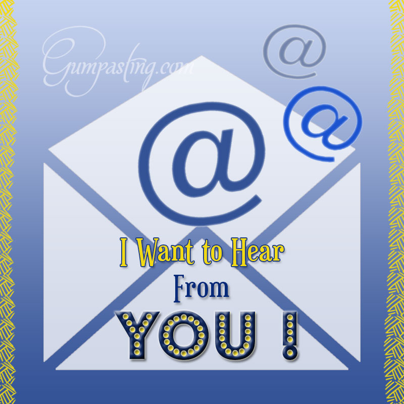 {Contacting Me}