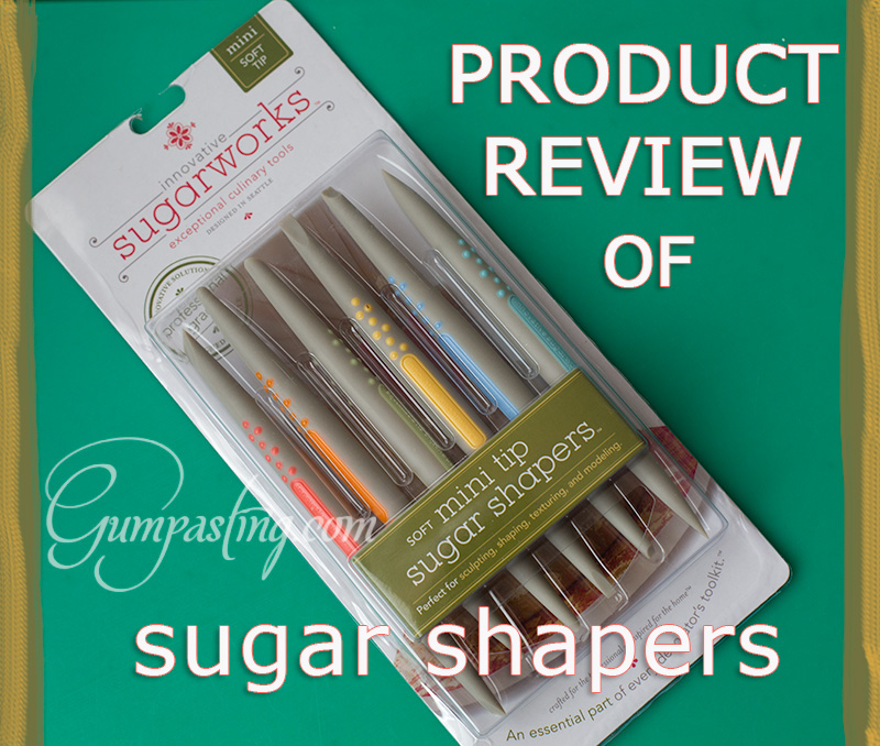 {A Product Review of Innovative Sugarworks Sugar Shapers}